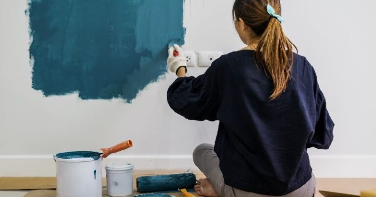 How to Paint Your House?