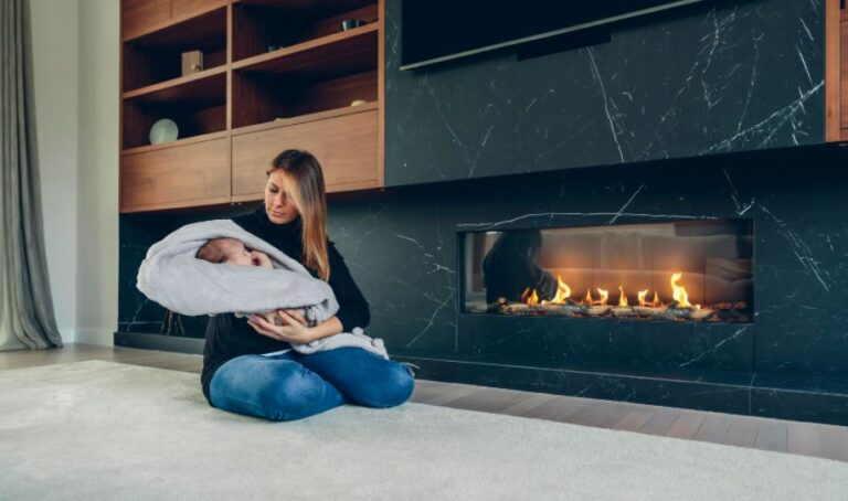 Factors to consider when installing a fireplace